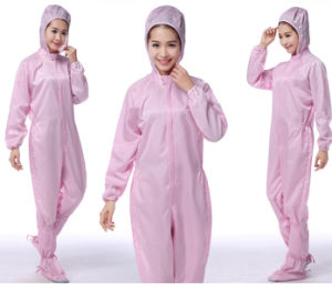 with Best OEM Price Suit for Unisex Anti-Static ESD Overall pictures & photos