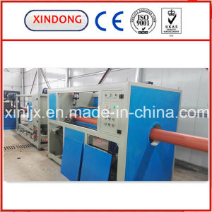 PVC Pipe Production Extrusion Line Machine Plastic Twin Screw Extruder pictures & photos