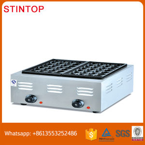 China Electric Takoyaki Machine for Fish Ball Making pictures & photos