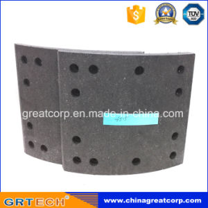 4515 Drum Brake Lining with Holes