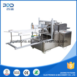 Automatic Alcohol Prep Pad Making Machine Ppd-1r140 pictures & photos