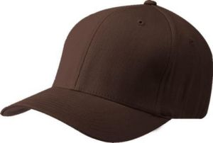 Flexfit Cotton Twill Fitted Baseball Blank Plain Hat Cap Flex Fit