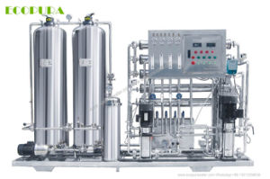 Two Stage RO Drinking Water Treatment Plant (1000L/H)