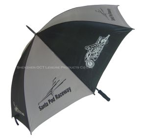 "Standard 30"" Golf Umbrella with Cool Logo Printing pictures & photos"