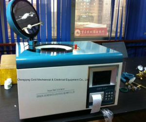 ASTM D240 Automatic Calorific Value Bomb Calorimeter pictures & photos
