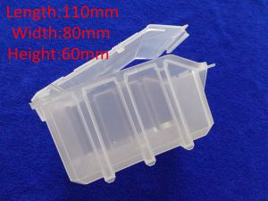 Plastic Container for Screw pictures & photos