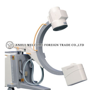 High Frequency X-ray Mobile System Machine pictures & photos