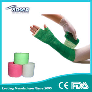 China Medical Fracture Treatment Fiberglass Casting Tape Orthopedic