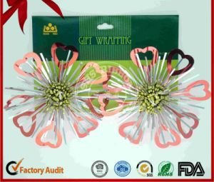 Ribbon Sheer Fancy Bow for Gift Decoration pictures & photos