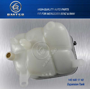 1405001749 Engine Radiator Coolant Overflow Expansion Tank for Mercedes-Benzs C-Class, S-Class pictures & photos
