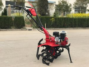 Small Agricultural Farming Machine Mini Tiller with Different Blades pictures & photos