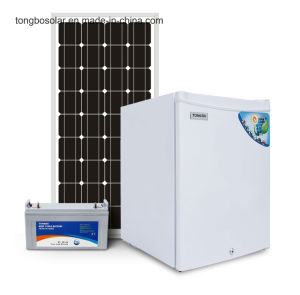 12/24V DC Compressor Solar Power Refrigerator 47L pictures & photos