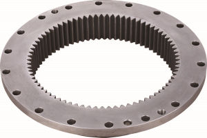 Forging Auto Starter Swing Machinery Internal Gear Ring