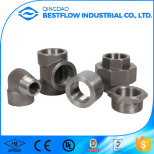 High Quality Carbon Steel Forged Pipe Fitting pictures & photos