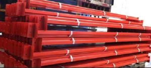 Custom Made P Shape Section Steel for Cargo Shelf and Warehouse Shelf (SH-PSCW)