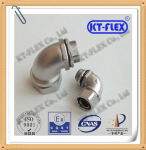 Liquid-Tight Connector 90 Degree Conduit Fittings (LTCS-209)