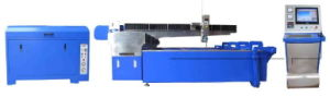 CNC Water Jet Machine (MPA420 Waterjet with KMT Intensifier) pictures & photos