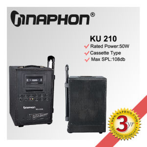 Portable Pa Wireless System (KU 210)