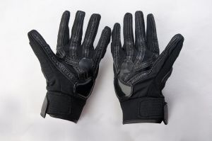 Police Safe Taser Gloves