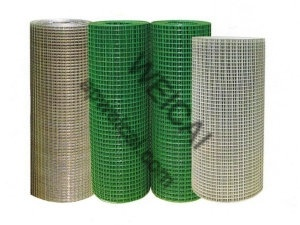 Welded Wire Mesh, Galvanized, PVC Coated, Ral Color pictures & photos
