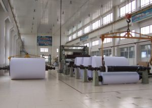 1600mm White Coated Paper Board Machine, Paper Production Line, Paper Mill pictures & photos