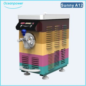 Sunny-A12 Rainbow Ice Cream Maker Price, Portable Yogurt Freezer for Sale pictures & photos