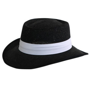 Cowboy Hat with Band (OKM15-026) pictures & photos