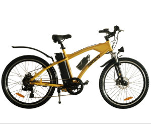 En15194 36V/250W Motor & 10ah Lithium Battery Mountain E Bike (JB-TDE01Z) pictures & photos