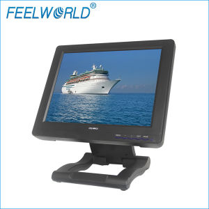 12.1 Inch Professional Broadcast Monitor with 3G/HD/SD-Sdi Input Output