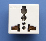 Universal Receptacle(10A 250V)