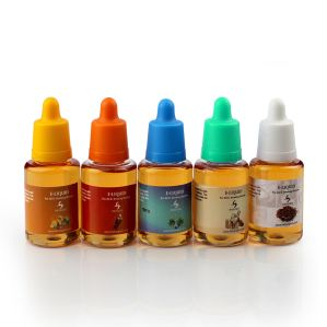E-Liquid High Vg with More Than 300 Kinds Flavors