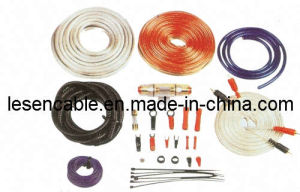 AMP Kit Car Cable pictures & photos