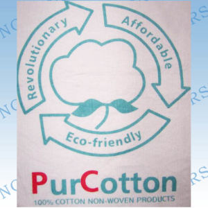 Purcotton 100% Cotton Nonwoven Products