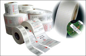 Printted Sticker Roll