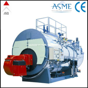 ASME Certificate Diesel Oil and Gas Steam Boiler