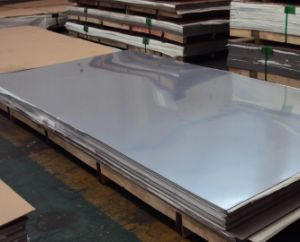 AISI304 Cold Rolled Stainless Steel Plate pictures & photos