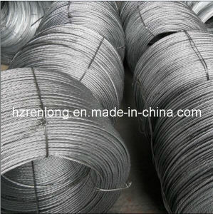 High Tensile Zinc Coated Steel Wire Strand