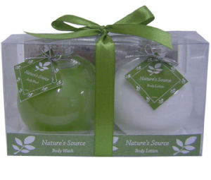 Green Tea Hand Lotion and Hand Soap (Kin-12004)