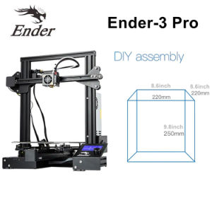 Creality Ender 3 PRO 3D Printer Magnetic Hot Bed Sticker 220X220X250mm DC  24V