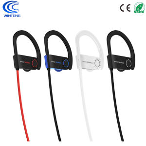 Ipx7 Waterproof Bluetooth Headphones, Best Wireless Sports Earphones with Mic