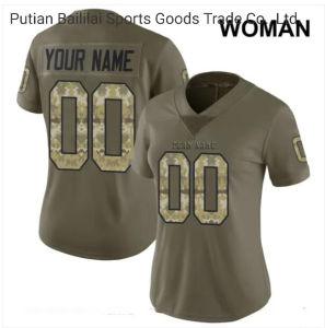 baililai Personalized Custom Men Youth Women Dallas Ice Hockey Embroidered Jerseys