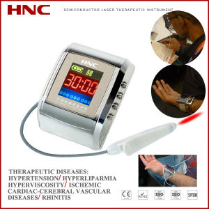 Wrist Physical Laser Therapy Equipment to Treat Diabetes and Cardiovascular Disease