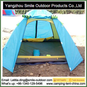 Modern Design Printed Double Door Lightweight Camping Tent pictures & photos