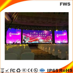 High Quality P4.0 Indoor Full Color LED Screen pictures & photos