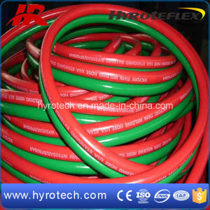 Good Quality Twin Welding Hose/PVC Gas Hose/Double Welding Hose pictures & photos