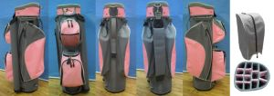 New Nylon Golf Cart Bag (GL-9141) pictures & photos