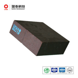 Direct Bonded Cement Refractory MGO Chromite Brick Rt-DMC-9A
