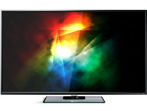 55 Inch China LCD TV Price, Flat Screen Television Full HD 1080P, OEM/ODM Manufacturer (55L71F)