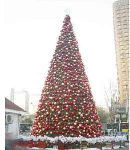 outdoor decoration metal frame large christmas tree gt1200023