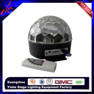 China Mp3 Usb Disco Ball Christmas Lights Price Led Crystal Magic Light